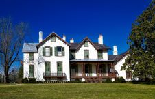 Free President Lincoln`s Cottage Royalty Free Stock Images - 88897159
