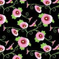 Free Seamless Design Wallpaper Royalty Free Stock Images - 8890069