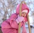 Free Little Girl. Stock Photos - 8894133