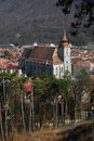 Free Black Church (Brasov) Romania Stock Photo - 8896740