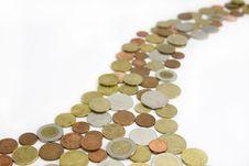 Free River Of Money Stock Photo - 8890090