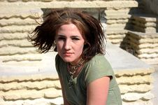 Free Teenage Girl Royalty Free Stock Photo - 8890155
