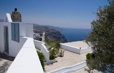 Free Thira, Santorini, Greece Stock Image - 8890231