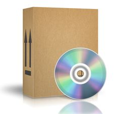 Free Cardboard Boxes Royalty Free Stock Photography - 8890337