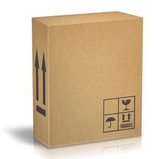 Free Cardboard Boxes Stock Photography - 8890452