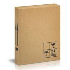 Free Cardboard Boxes Royalty Free Stock Photos - 8890488