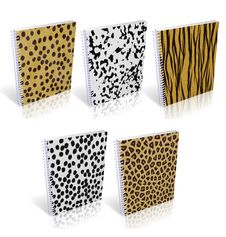 Free Notebook With Design Skin Of Wild Animals Royalty Free Stock Photos - 8890598