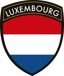 Free Luxembourg Flag Stock Photography - 8890642