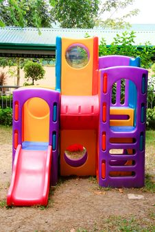 Free Playground Royalty Free Stock Photos - 8891178