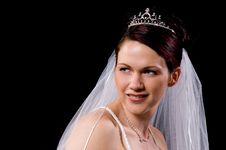 Free White Bride Stock Photos - 8891833