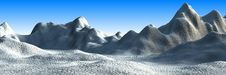 Free Generic Snow Mountains Stock Photos - 8892623
