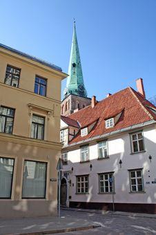 Free Riga Stock Image - 8892731