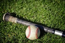 Free Baseball Stock Image - 8892791