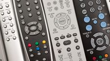 Free Remote Controls Stock Image - 8893031