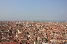 Free Roofs Of Venice Royalty Free Stock Images - 8893999