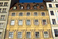 Free Tenement House In Poland Stock Image - 8894181