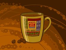 Free Brazilian Coffee Stock Photography - 8894202