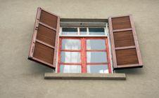 Free Old Window Royalty Free Stock Image - 8895066