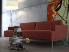 Free Modern Interior Stock Images - 8895344