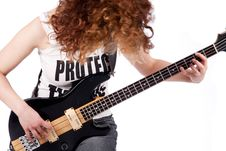 Free Lets Rock It Royalty Free Stock Photography - 8895617