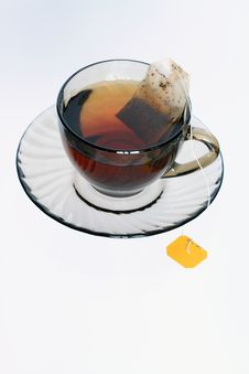 Free Cup Of Tea Royalty Free Stock Photography - 8895817