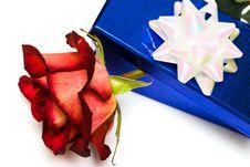 Free Gift Box Royalty Free Stock Photo - 8895895