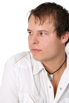 Male Model Stock Photography