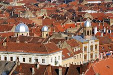 Brasov In Transylvania (Romania) Stock Image