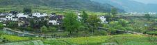 Free Beautiful China Super-resolution Panoramic Image Stock Image - 8897571