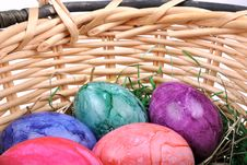 Free Easter Eggs Royalty Free Stock Photography - 8898847