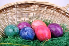 Free Easter Eggs Royalty Free Stock Image - 8898896