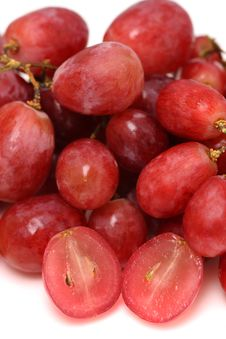Free Red Grapes Stock Photo - 8899100