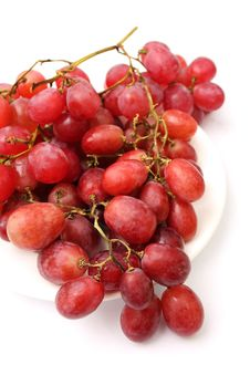 Free Red Grapes Stock Photos - 8899443
