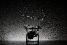 Free Water Splash Royalty Free Stock Image - 88983556