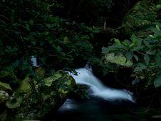 Free Waterfalls Near Green Leafed Plants Stock Photo - 88984470