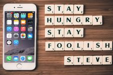 Free Stay Hungry Stay Foolish Royalty Free Stock Photo - 88985455