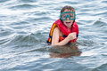 Free Underwater Suprise Royalty Free Stock Image - 898216