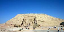 Free Abu Simbel Stock Photography - 890662