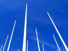 Free Foremast Horizontal Royalty Free Stock Photo - 890845