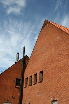 Free House Brick Wall Stock Photos - 892193