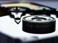 Free Data Storage Disk Stock Photography - 892532