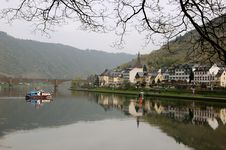 Free Cochem Royalty Free Stock Image - 892826
