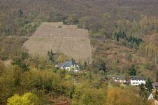 Free Vineyard Cochem Royalty Free Stock Images - 893749