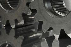 Mechanical Close-ups Stock Photo