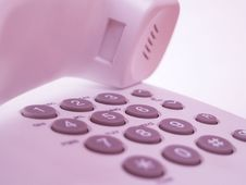 Free Phone Keypad Royalty Free Stock Photography - 894417