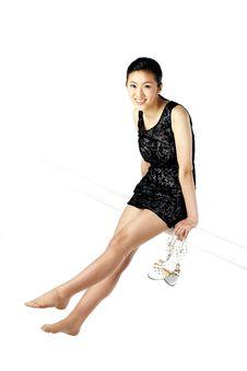 Free Korean Woman Royalty Free Stock Images - 894949