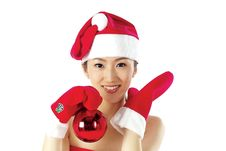 Free Korean Woman Stock Image - 895001