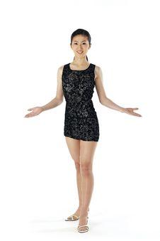 Free Korean Woman Stock Photos - 895003