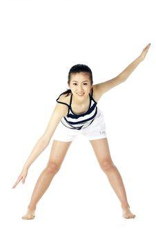 Free Korean Woman Stock Image - 895021