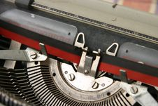 Free Typewriter Stock Images - 895144